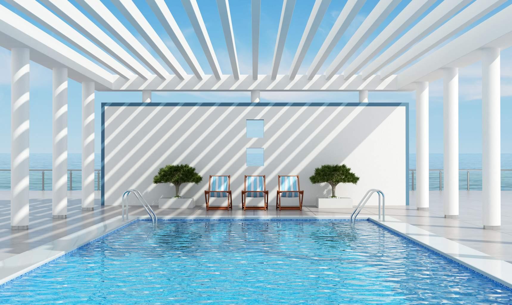 Vente d 39 accessoires et de produits de piscine n mes for Club piscine chlore